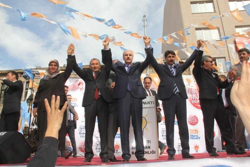 Ardahan'da Seçimi AK Partili Faruk Köksoy Yeniden Kazandı