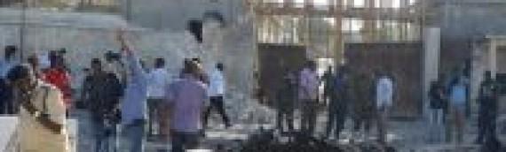 Somali'de cumhurbaşkanlığı sarayına saldırı