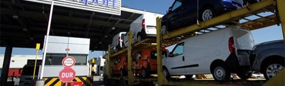 Otomotiv ihracatında 'parite' molası