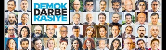 Aydınlar 8 gazeteye ilan verdi; iktidara 'demokrasiye dön' çağrısı yaptı