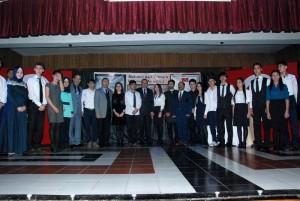 Mehmet Akif Ersoy Ardahan'da Anıldı