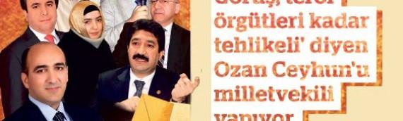 AKP'de liste sancısı