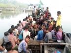 Myanmar sularında 727 göçmeni taşıyan tekne bulundu