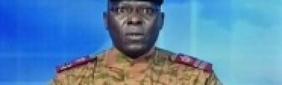 Burkina Faso'da askeri darbe oldu