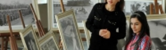 Kepezde Atatürk fotoğrafları sergisi