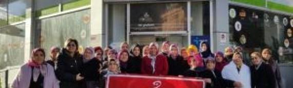Down Cafe'den Engelli Annelerine Gezi