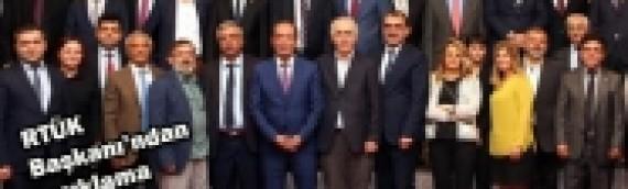 RTÜK Başkanı Yerlikaya: Seçim döneminde televizyonlarda YSK denetimine son verilecek