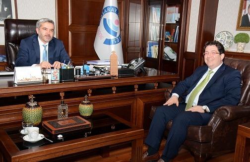 Aksaray'da Belediye-Üniversite İşbirliği Sürecek